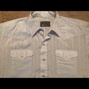 Panhandle Slim Shirts - Vintage Panhandle slim western rockabilly snap